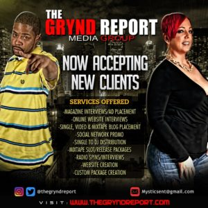 THE GRYND REPORT MEDIA GROUP