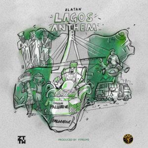 """Zlatan - """"Lagos Anthem"""""""